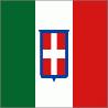 Bandiera Italia 1943