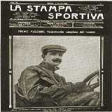 Felice Nazzaro appearing on the Stampa Sportiva of 1913