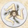 Stemma della Sicilia - (C) A. Grifasi - inserito il 21/11/01